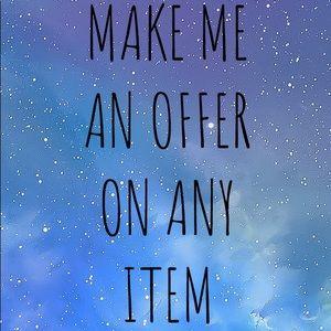 Make me an offer!!!!!